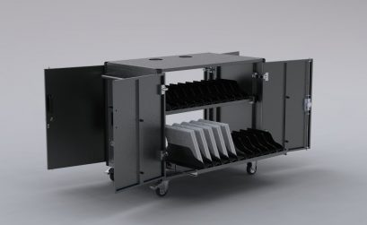 tablet charging carts