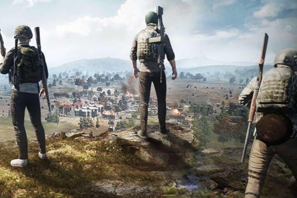 Playerunknowns battlegrounds gratis