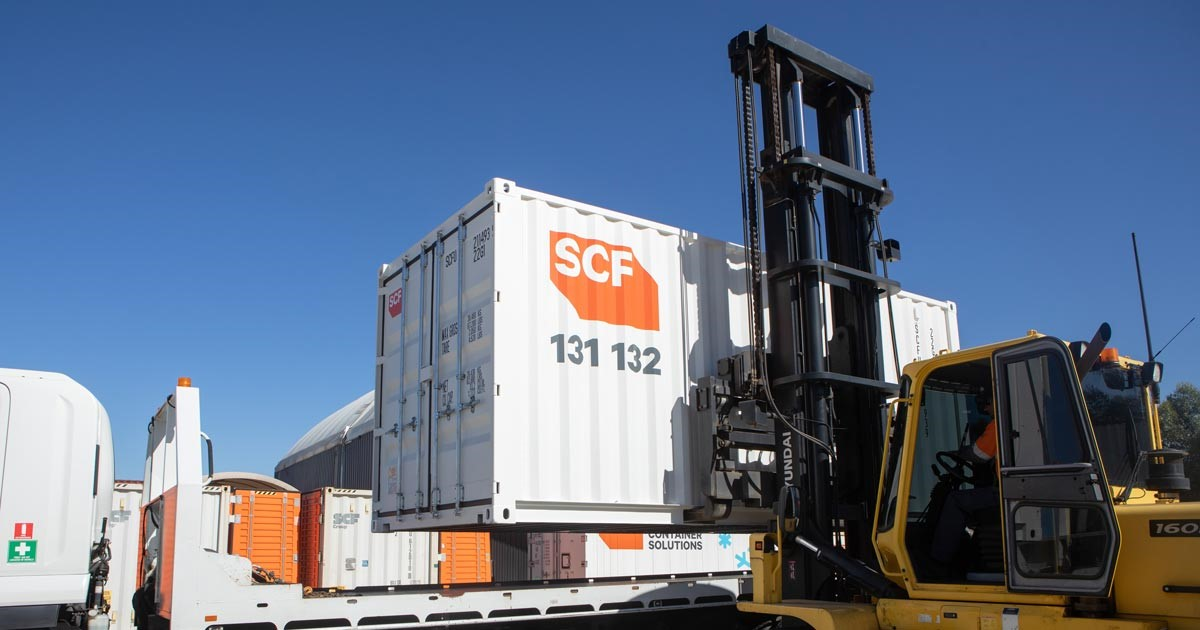 Facts You Should Know About Shipping Containers