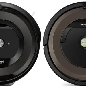 Roomba e5 vs Roomba 890