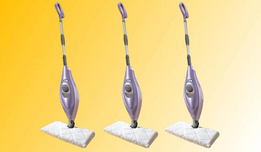 shark steam mop pads